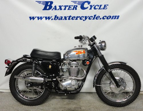 small resolution of 1969 bsa b44vs victor special baxter cycle 1969 bsa victor special b441vs b441 electrical wiring harness image