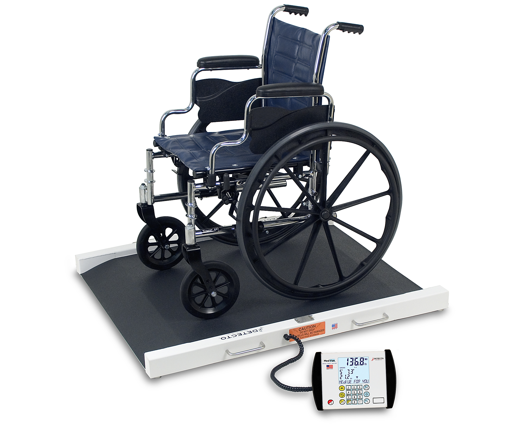 portable wheel chair orthopedic cushion detecto wheelchair scale model 6500 baxter medical 3