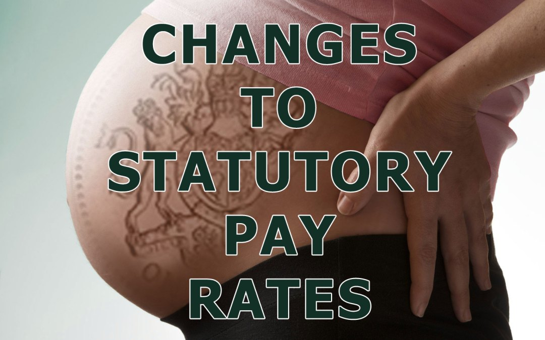 New statutory payment amounts for tax year 2015/16