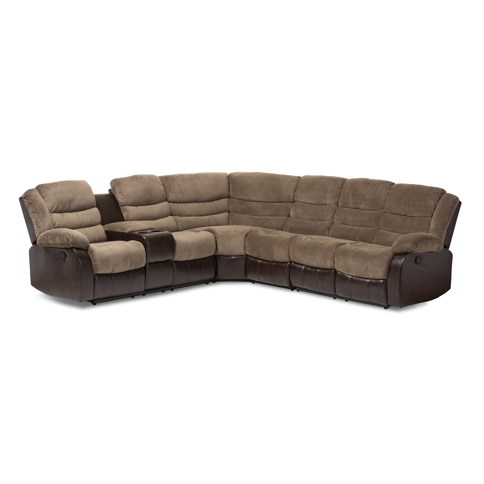robinson and leather sofa high quality cushions baxton studio modern contemporary brown towel