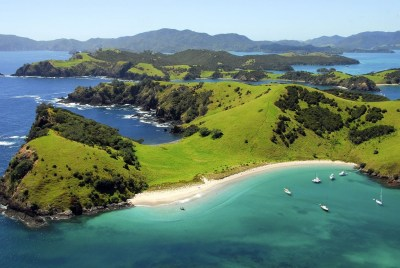 Waewaetorea Island, Bay of Islands, NZ