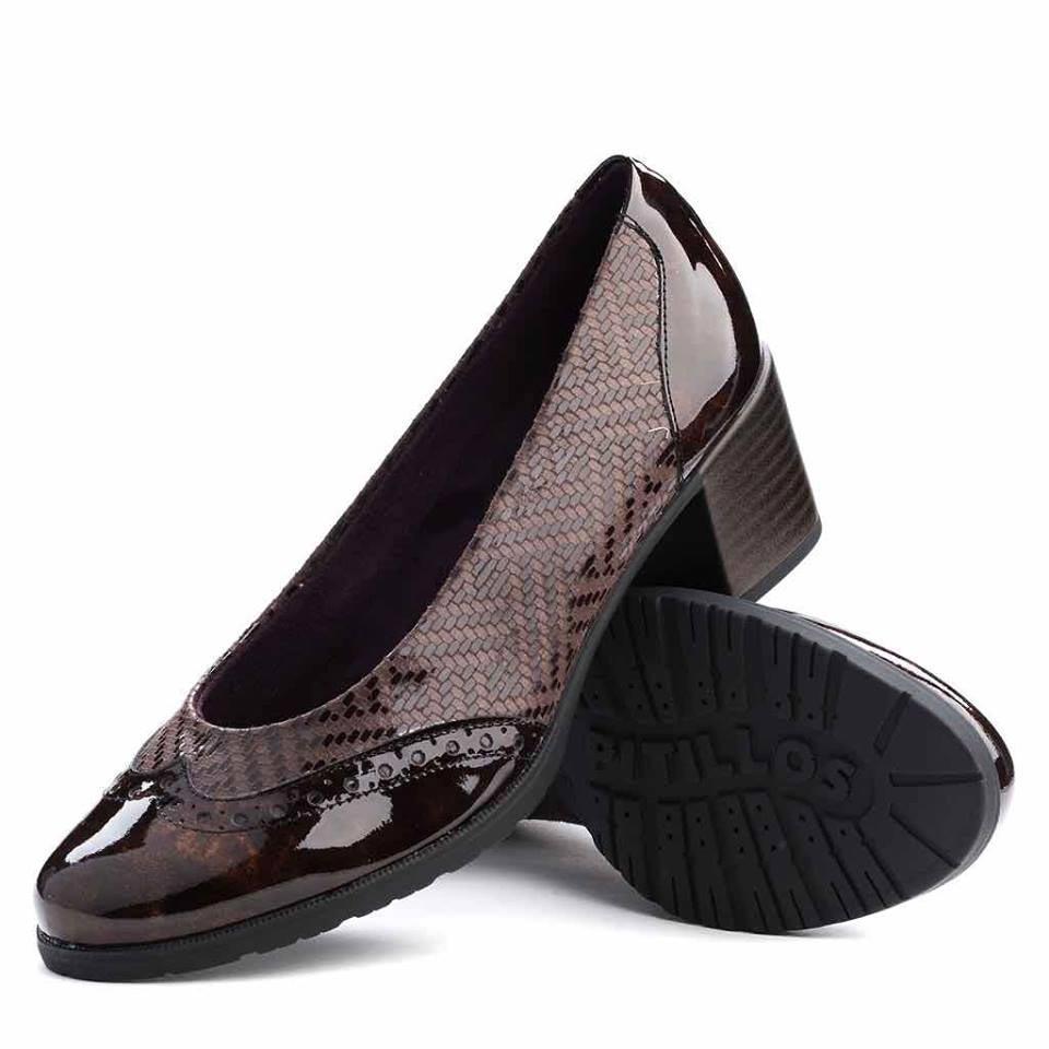 Pitillos Tunisie dvoile sa collection de chaussures automnehiver 2018