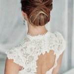 Topuz Gelin Saçı Modelleri