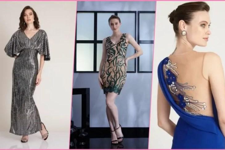 KeiKei Gece Elbisesi Modelleri