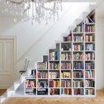 Merdiven Kitaplık Modelleri