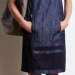 Günlük Denim Elbise Modelleri