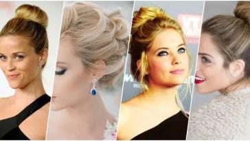 Topuz Saç Modelleri ve Yapılışları