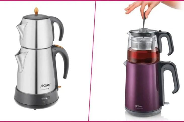 Arzum Çay Makinesi Modelleri