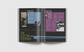Electric Company Feature story from Strings Magazine by Bayard Heimer