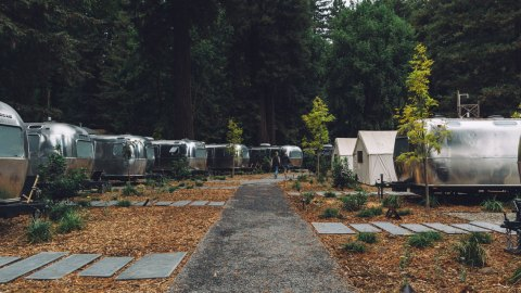 AutoCamp: Wine Country Camping, No Sleeping on the Ground Required