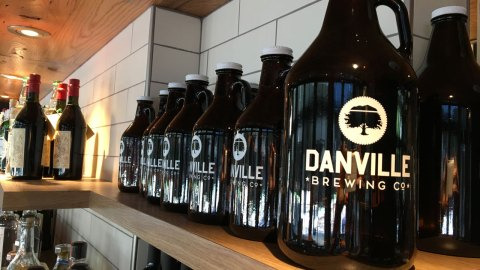 Danville Brewing Company: Delicious Craft Brews and More