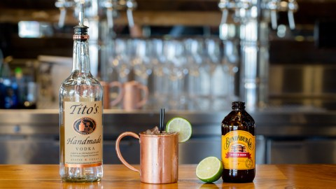 How to Make the Perfect Moscow Mule at Home