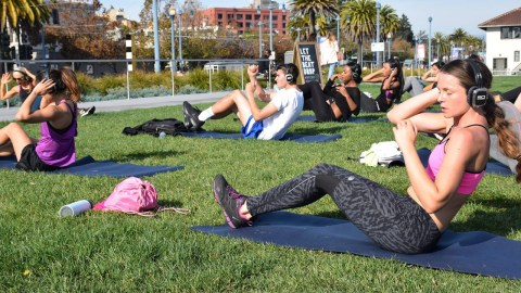 Fitness In The Bay: Bay Club's The DROP Workout