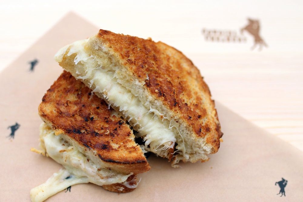 Cowgirl Creamery grilled cheese