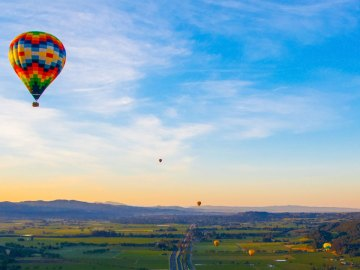 Get High: The Most Spectacular Hot Air Balloon Rides in Sonoma & Napa Valley