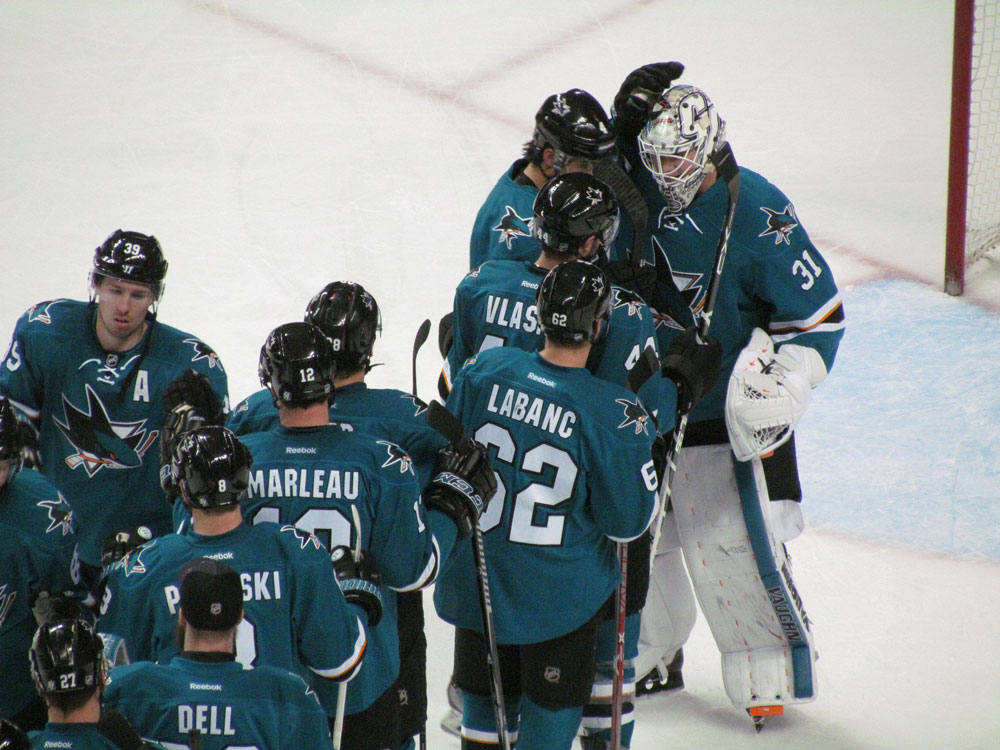 The San Jose Sharks
