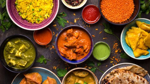 Curry Cravings: The 5 Best Indian Restaurants in the South Bay