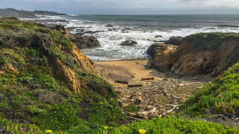 5 Hidden Bay Area Beaches to Escape to this Summer
