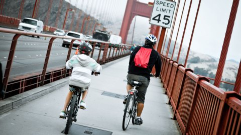 4 Scenic, Urban Bike Rides in Oakland & San Francisco