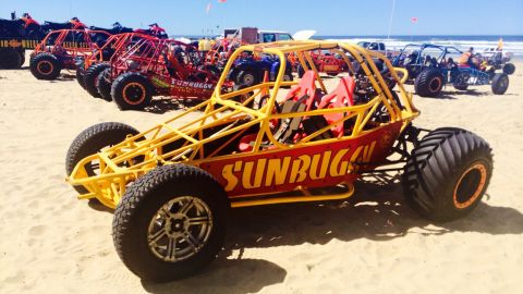 Pismo Beach: Dune buggies and 4 more ways to play