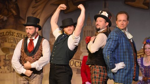 Great Dickens Christmas Fair runs through Dec. 23
