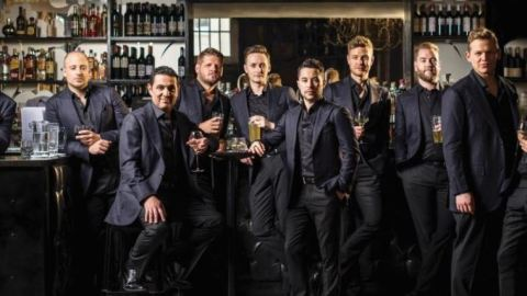 Australia's Ten Tenors performing rock, pop classics in Bay Area