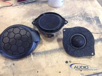 Corpus Christi Client Upgrades Two-Door Wrangler Audio