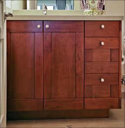 transitional cabinets 7