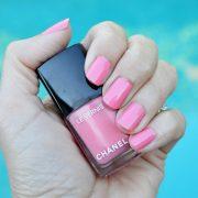 chanel halo nail polish summer