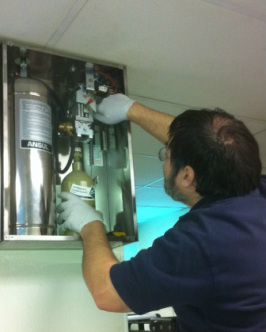 industrial kitchen cleaning services how to care for granite countertops ansul - fire extinguisher- restaurant hood sf bay ...