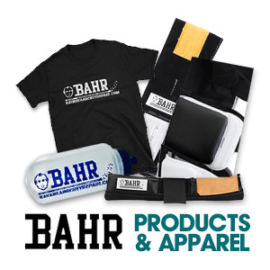 BAHR Products & Merchandise