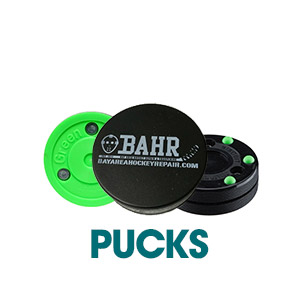 Hockey Pucks & Balls