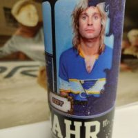 Ozzy Osbourne playoff candle view 3
