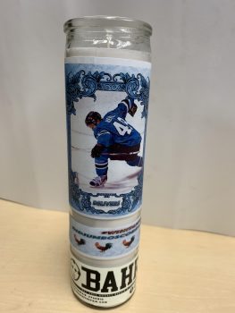 Playoff candle featuring Tomas Hertl