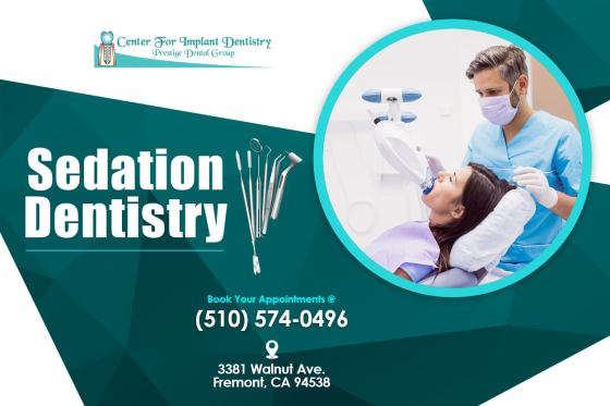 Anxiety and Sedation Dentistry