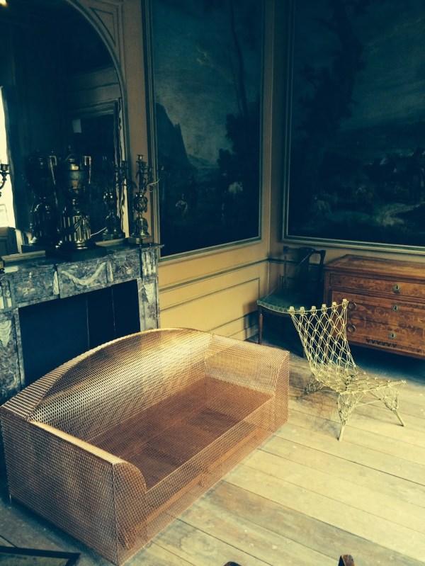 Mixing Eras Furniture Designer Jason Lees Explores