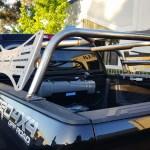 2007 Plus Toyota Tundra Low Profile Rtt Bed Rack
