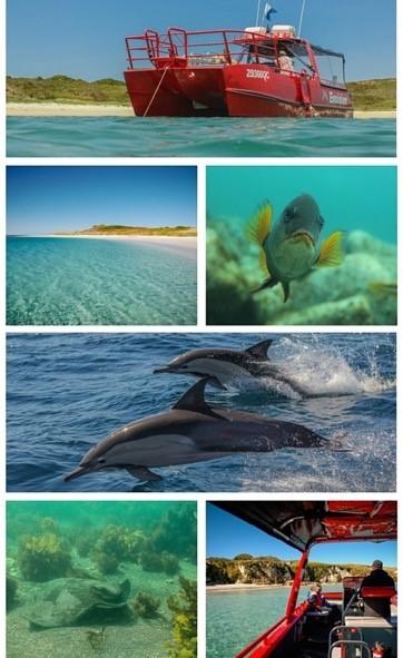 Envision Broughton Island Cruise