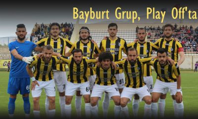 Bayburt Grup, Play Off'ta