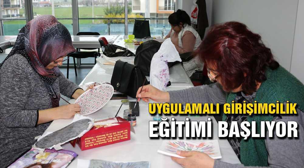 Bayburt'ta Uygulamalı Girişimcilik Eğitimi Başlıyor