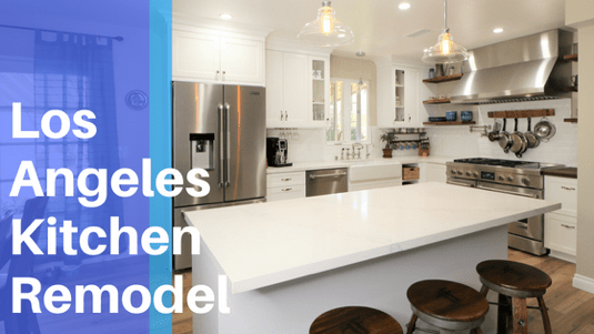 kitchen remodel how to cost of island remodeling los angeles get the perfect look