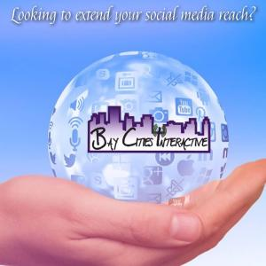 Social Media in the Palm of Your Hand Image