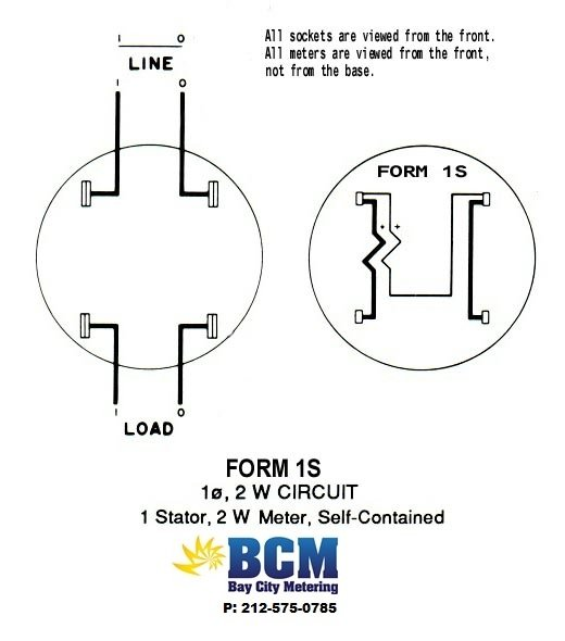 wiring meter form diagrams all about repair and wiring collections wiring meter form diagrams botttom feed meter base wiring diagram printable wiring meter form