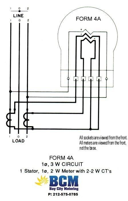 Ct Metering Wiring Diagram