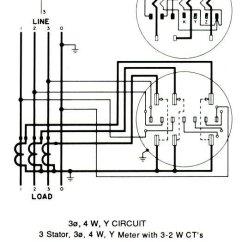 Electrical Meter Base Wiring Diagram Venn Cartoon Happy Face Diagrams - Bay City Metering Nyc