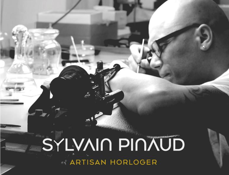 Sylvain Pinaud – Artisan Horloger Suisse