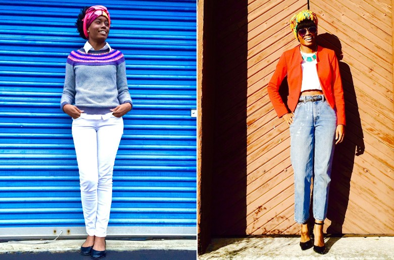How to Style Jeans For the Office