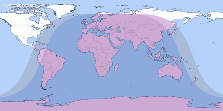 Resultado de imagen para eclips16 julio