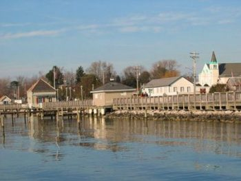 Photo of Solomons Island