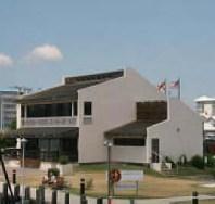 crisfield visitors center